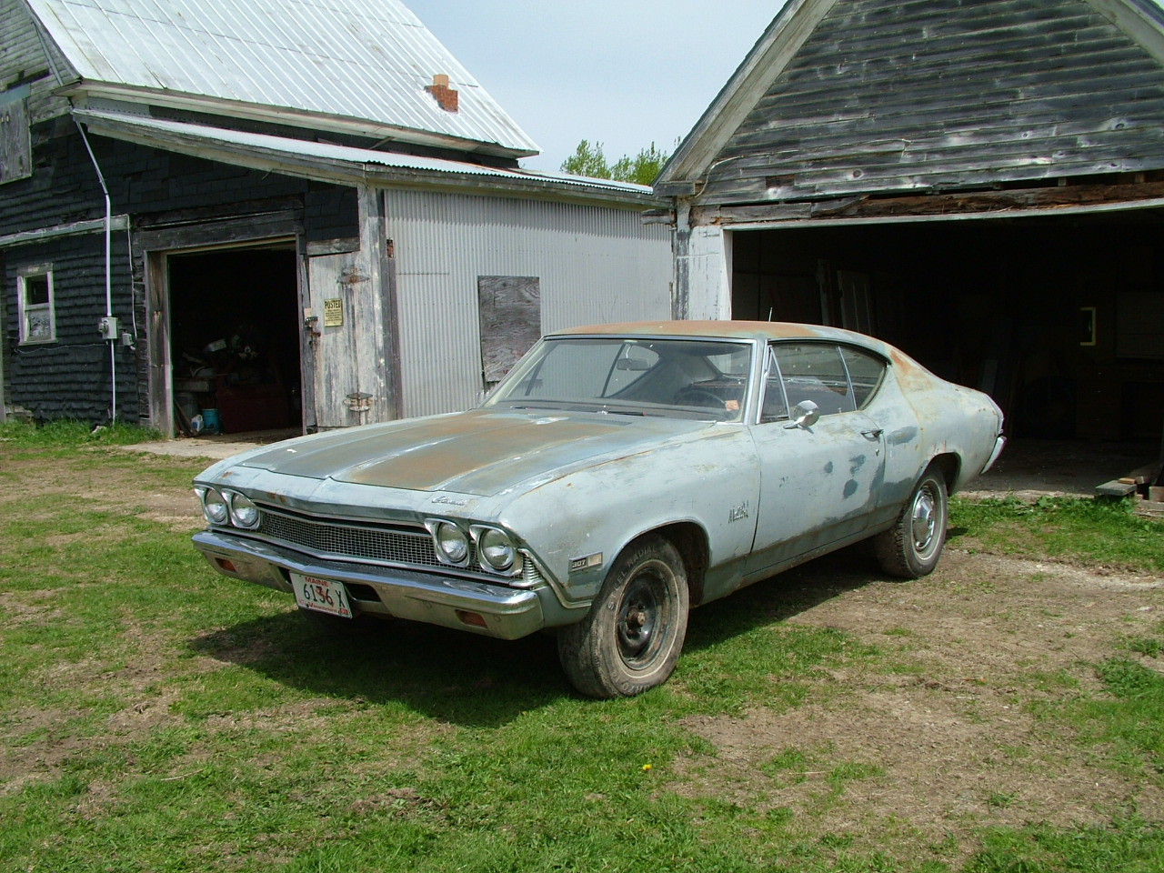 Picture of 1968 Chevrolet Malibu