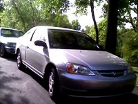 Picture of 2001 Honda Civic LX, exterior, gallery_worthy