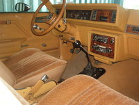 Picture of 1978 Oldsmobile Cutlass, interior
