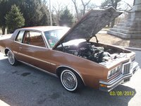 1979 Pontiac Grand Prix picture, engine, exterior