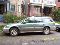 Picture of 2003 Subaru Outback L.L. Bean Edition Wagon, exterior, gallery_worthy