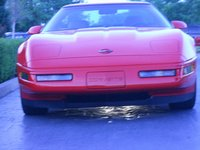 1996 Chevrolet Corvette Base, Picture of 1996 Chevrolet Corvette 2 Dr STD Hatchback, exterior