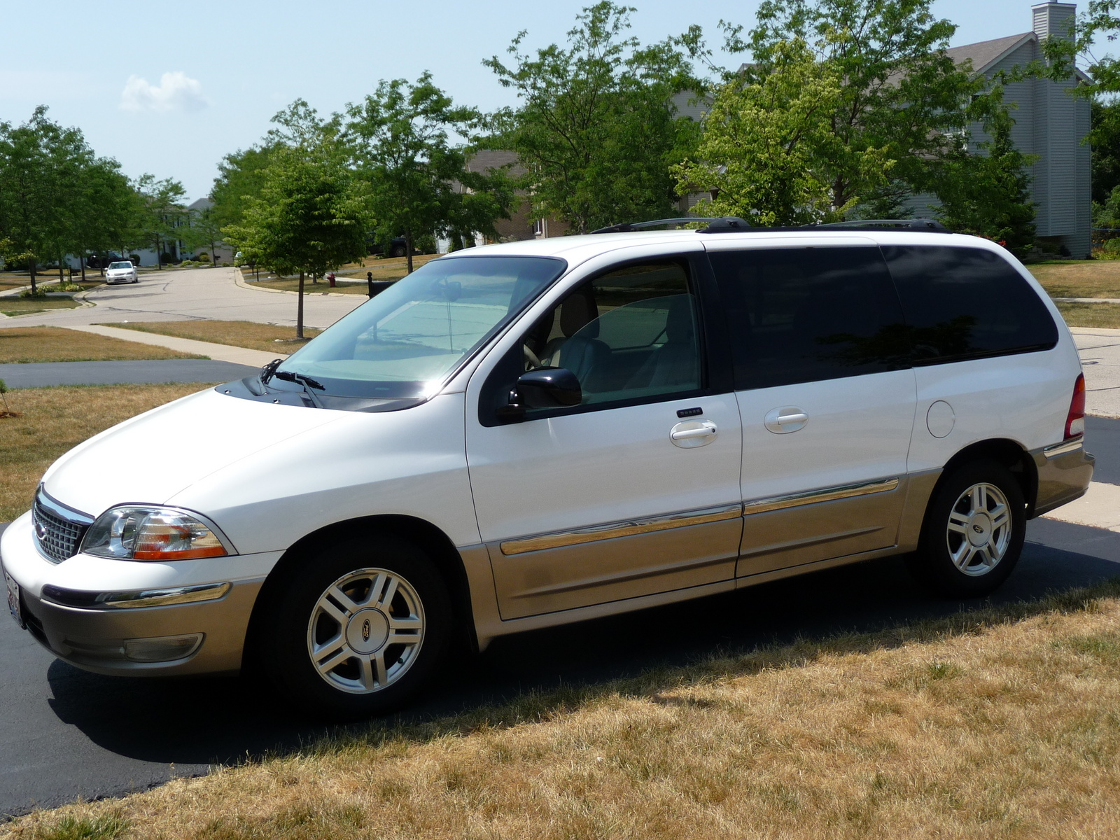 2003 Ford Windstar : Ford ranger reviews specs and prices autos post