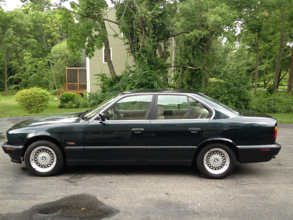 1995 Bmw 5 Series Pictures Cargurus