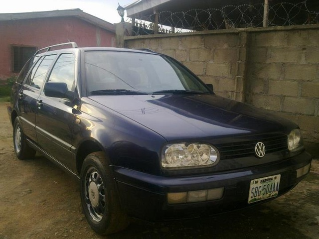 Picture of 1996 Volkswagen Golf
