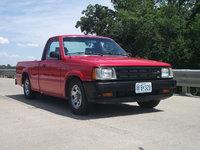 1993 Mazda B-Series Pickup 2 Dr B2200 Standard Cab LB, 1993 Mazda B2200, exterior, gallery_worthy