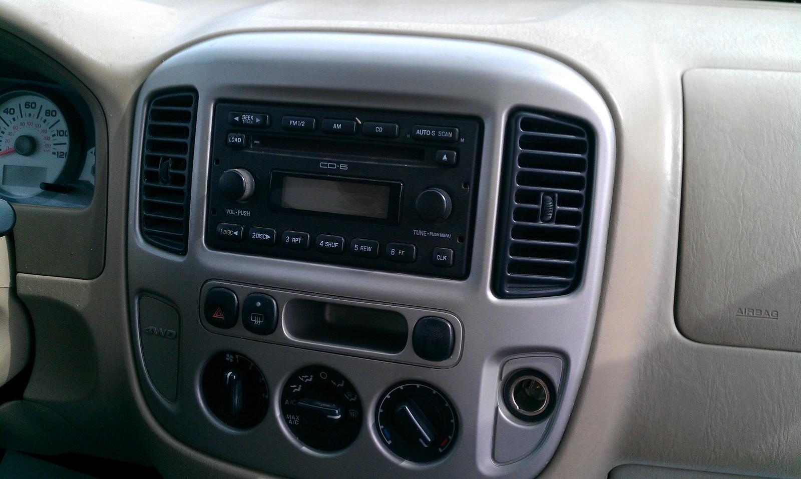 2006 ford escape interior pictures cargurus