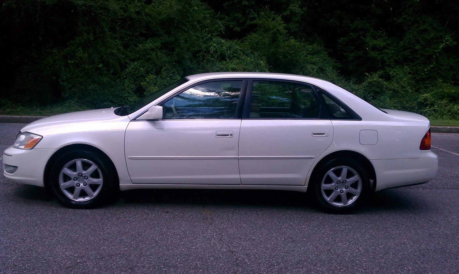 2001 Toyota Avalon Pictures Cargurus