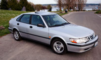 Picture of 1999 Saab 9-3 4 Dr Turbo Hatchback, exterior, gallery_worthy