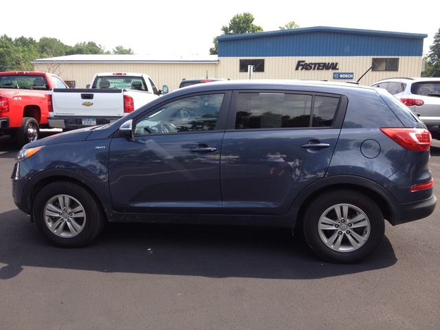 Picture Of 2011 Kia Sportage LX AWD, Exterior, Gallery_worthy