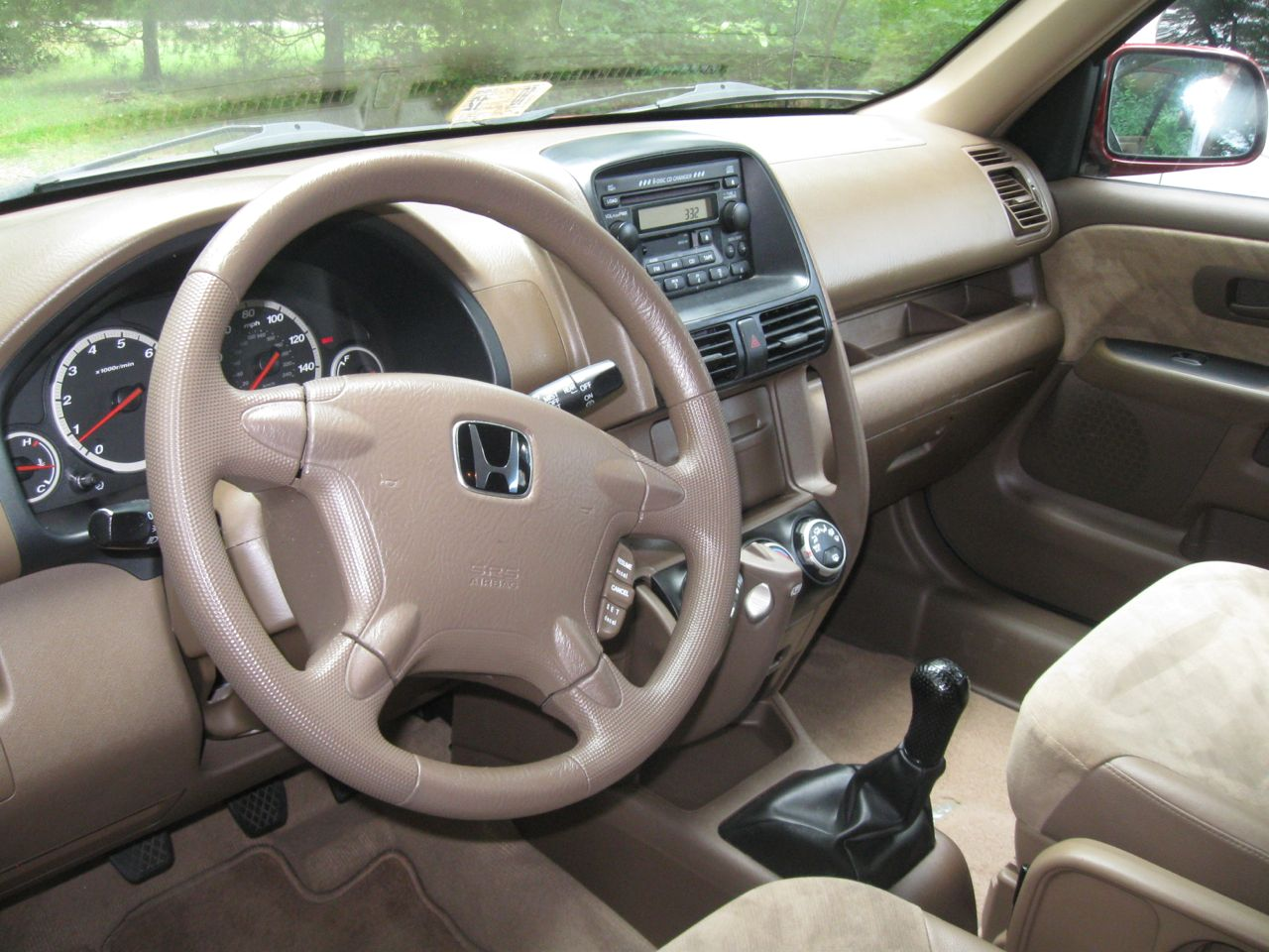 2003 Honda Cr V Interior Pictures Cargurus