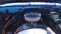 Picture of 1985 GMC Sierra, engine
