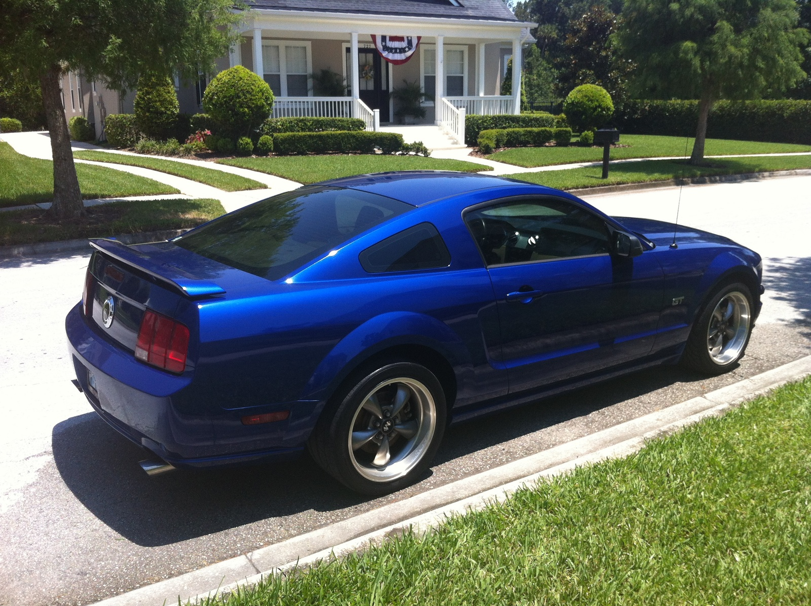 picture of 2005 ford mustang gt premium exterior. Black Bedroom Furniture Sets. Home Design Ideas