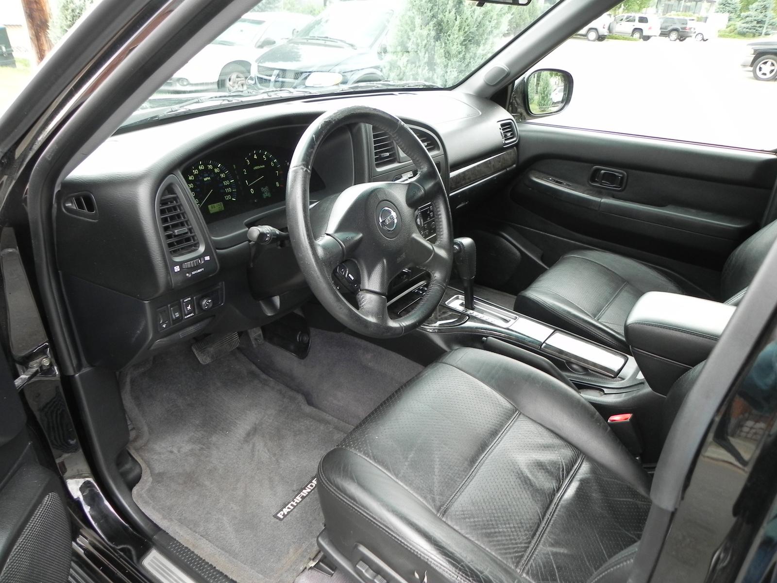 2004 nissan pathfinder interior photos for 2004 nissan pathfinder interior