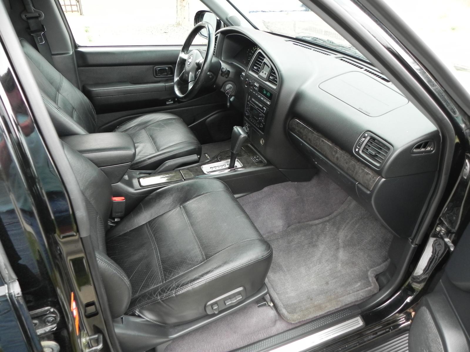 2004 Nissan Pathfinder Le Platinum Edition 4wd For Sale In Car Interior Design
