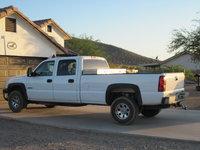 2007 Chevrolet Silverado Classic 3500 Work Truck Crew Cab picture, exterior