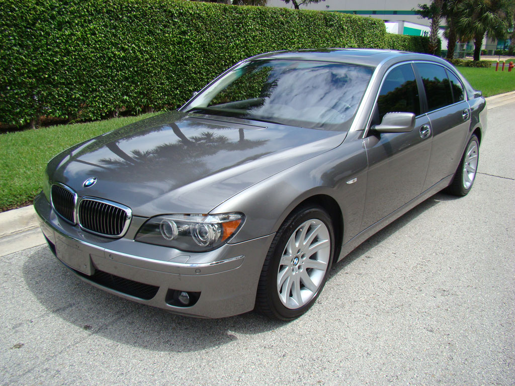 Used 745 Bmw For Sale Picture of 2006 BMW 7 Series 750Li, exterior