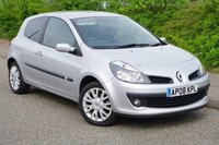 2007 Renault Clio Overview