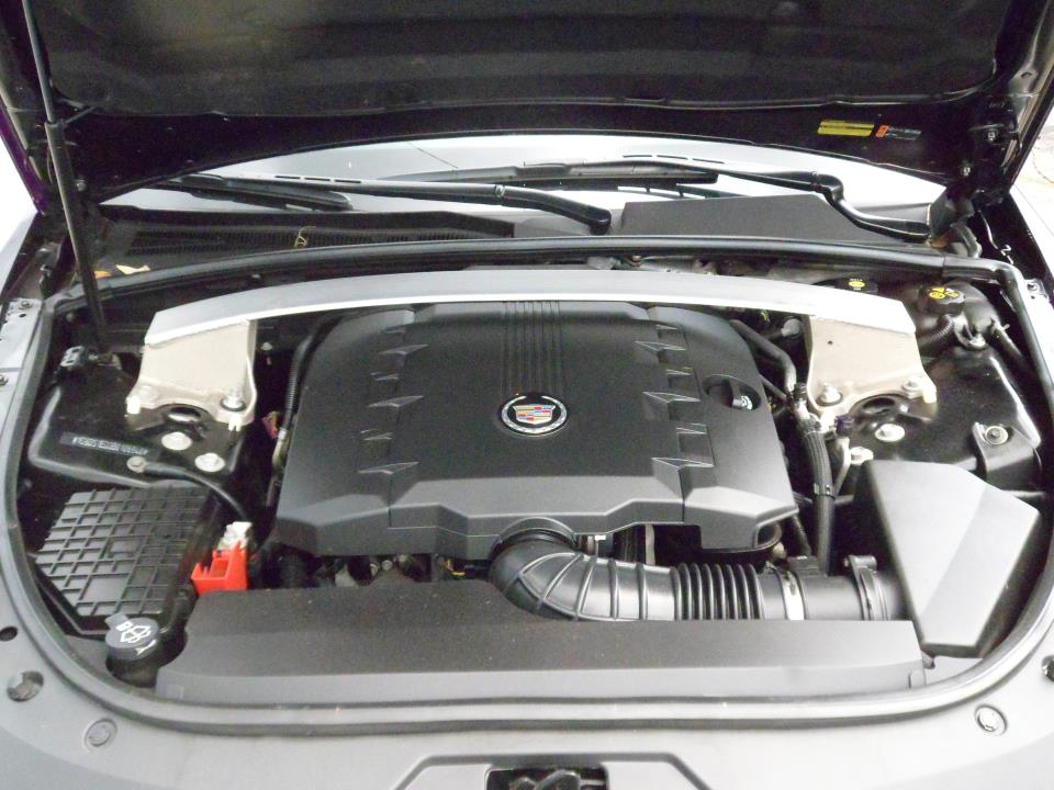 Picture of 2011 Cadillac CTS 3.6L Premium AWD, engine