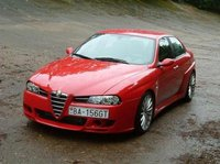 1998 Alfa Romeo 156 Picture Gallery