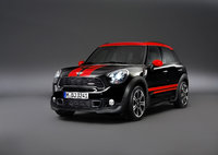 2013 MINI Countryman John Cooper Works, exterior front left quarter view, exterior, manufacturer, gallery_worthy
