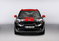 2013 MINI Countryman John Cooper Works, exterior front view full, manufacturer, exterior
