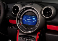 2013 MINI Countryman John Cooper Works, interior front panel view, interior, manufacturer