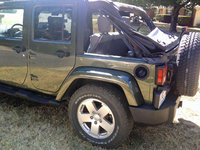 Picture of 2007 Jeep Wrangler Unlimited Sahara 4WD, exterior, gallery_worthy