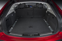 2013 Cadillac CTS-V Wagon, interior rear cargo full view, manufacturer, interior