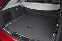 2013 Cadillac CTS-V Wagon, interior rear cargo quarter view, manufacturer, interior