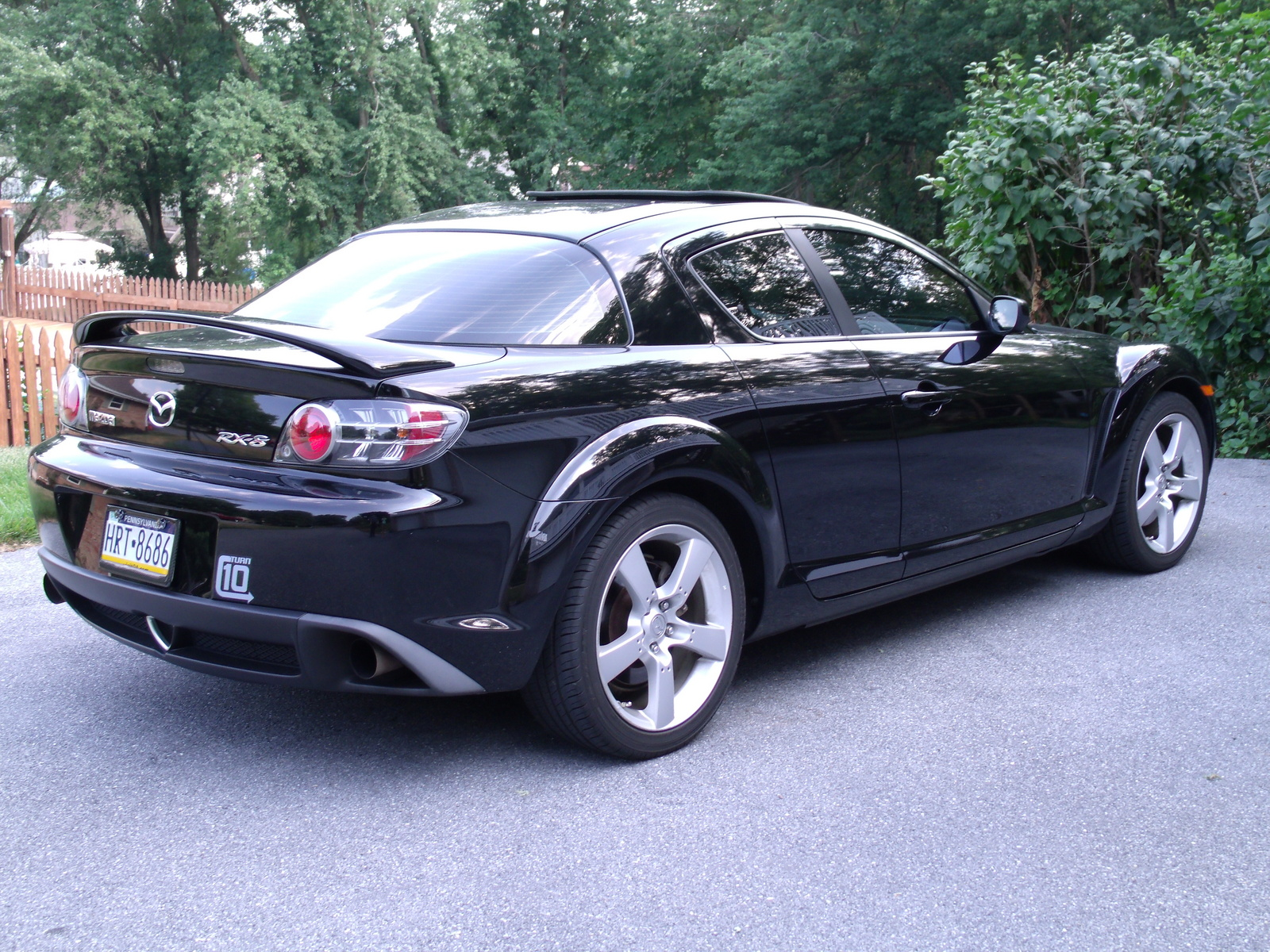 2004 mazda rx 8 car pictures. Black Bedroom Furniture Sets. Home Design Ideas