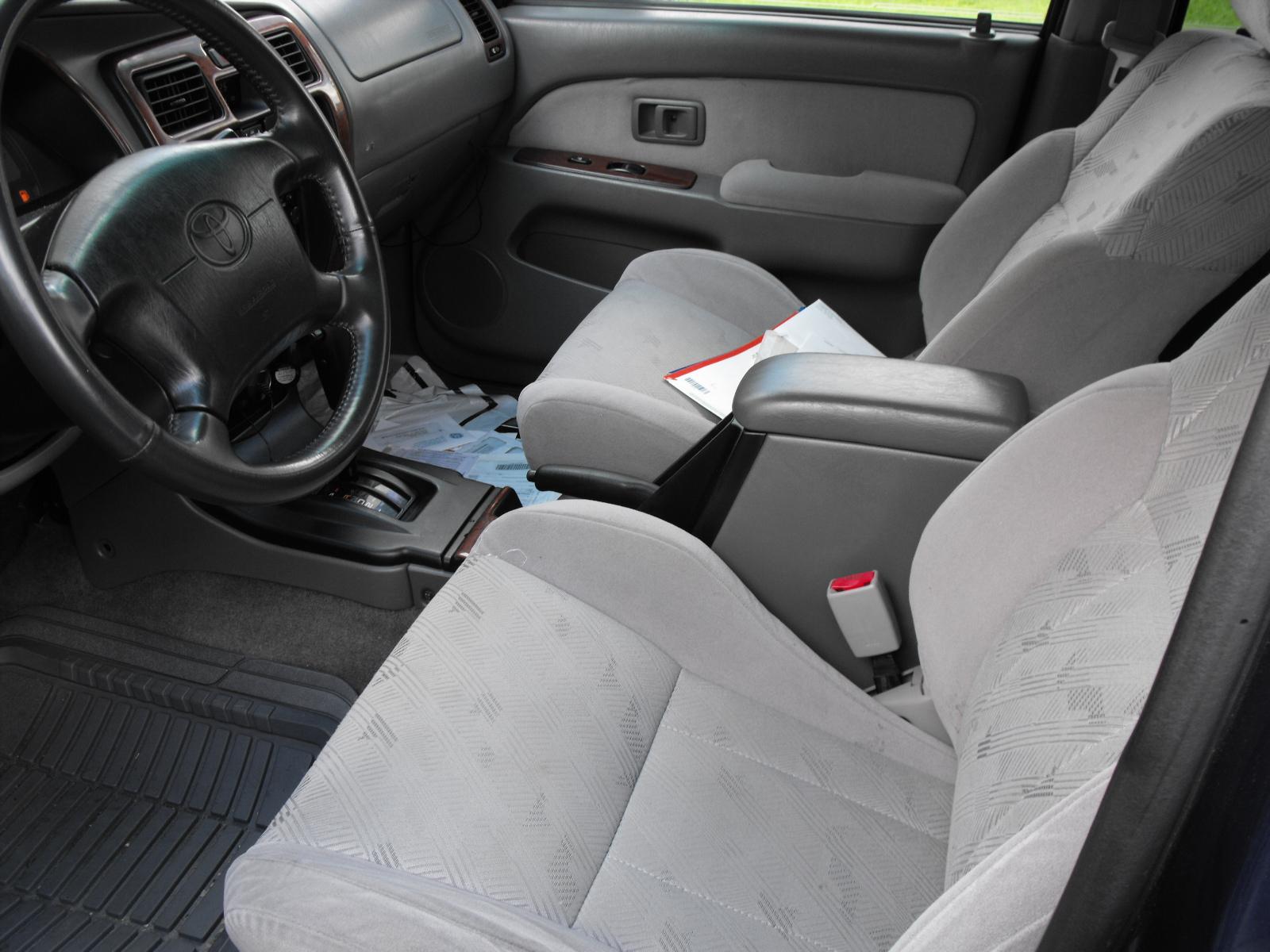 2001 Toyota 4runner Interior Pictures Cargurus