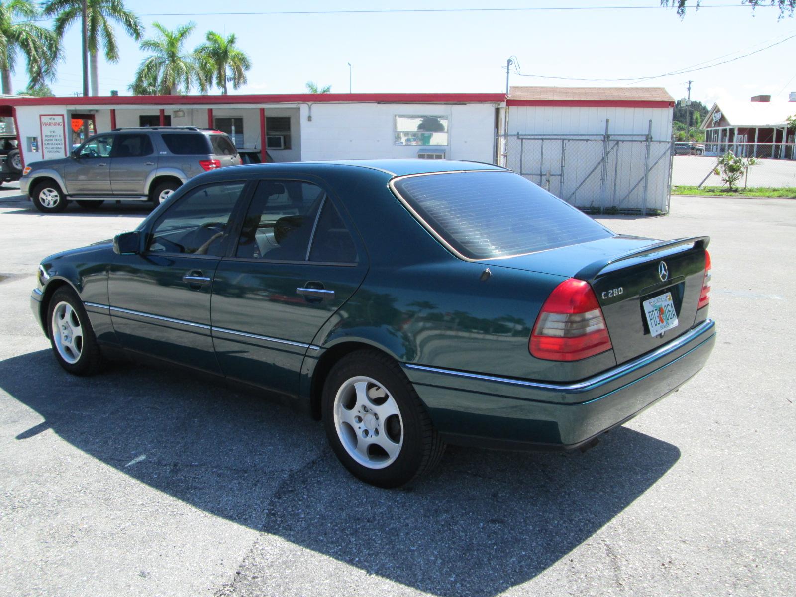 1997 Mercedes-Benz C-Class Reviews - Carsurvey.org
