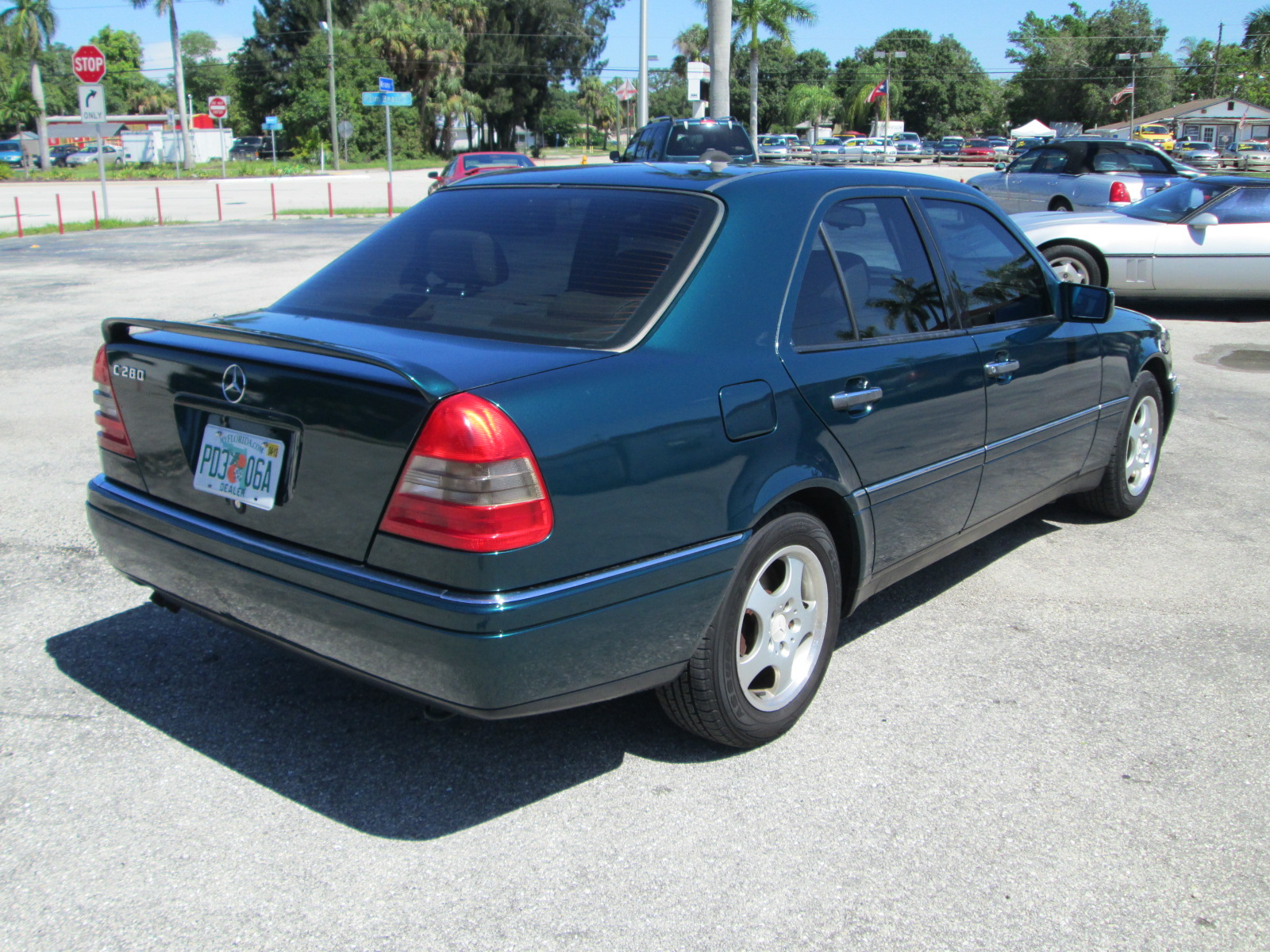 Used 1997 Mercedes-Benz C-Class Pricing - For Sale | Edmunds