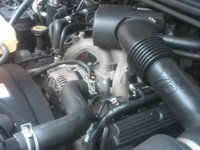 Picture of 2005 Ford Excursion Limited 4WD, engine