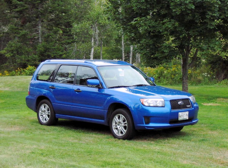 Picture of 2008 Subaru Forester Sports 2.5X, exterior