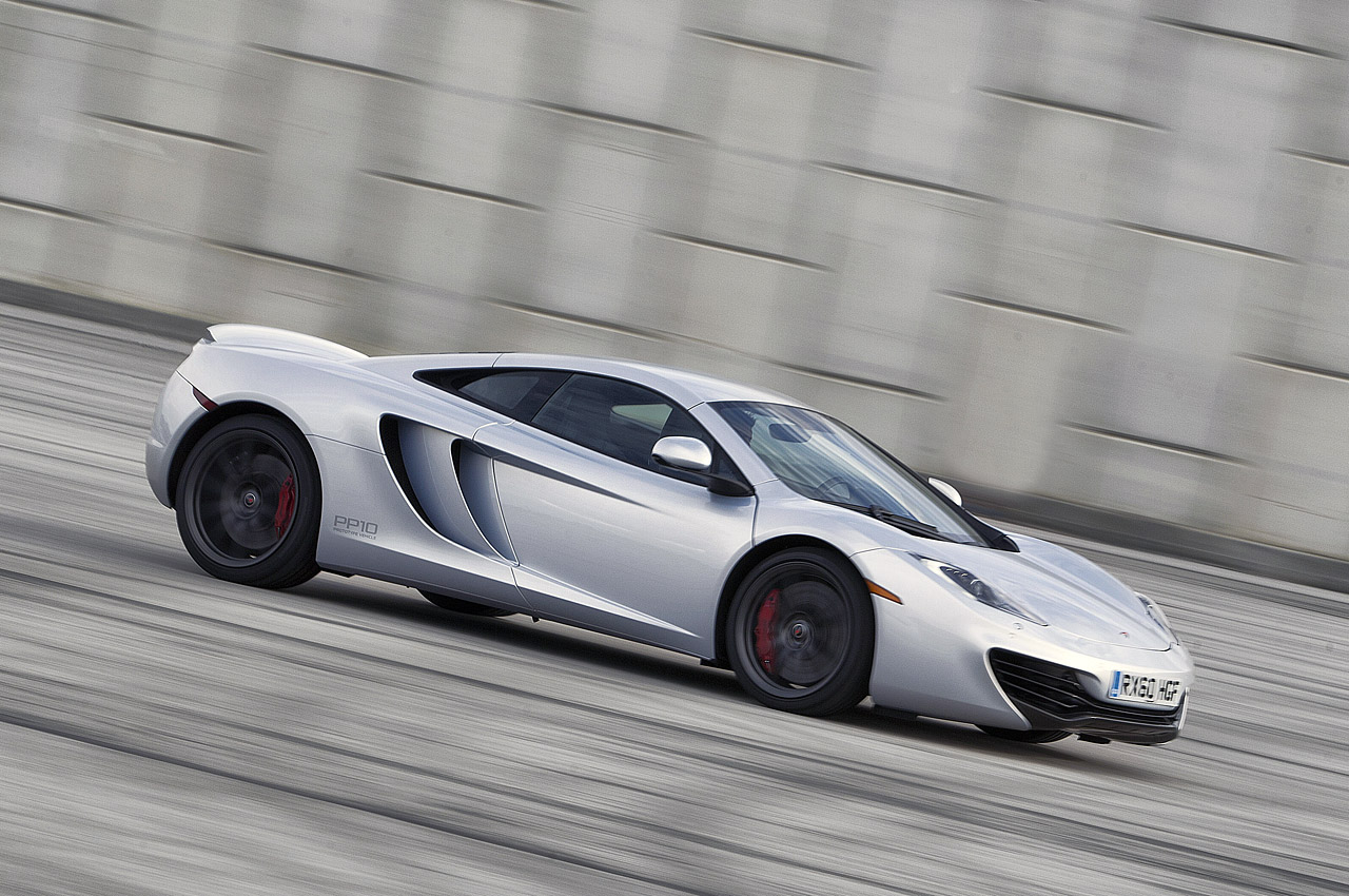 Picture of 2012 McLaren MP4-12C Base, exterior
