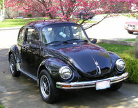 1973 Volkswagen Super Beetle, Kinda looked like this one...b4 I smashed da nose, exterior