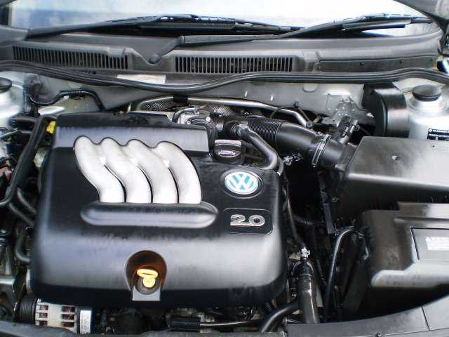 Volkswagen Golf Questions - where can i locate the map sensor on a 2001 Volkswagen Golf GLS 2.0 ...