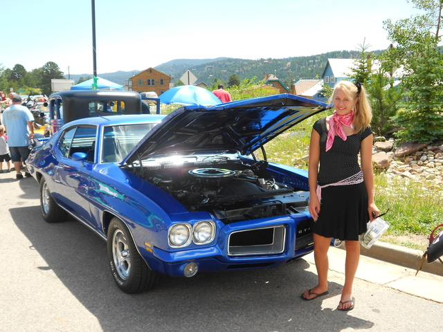Picture of 1972 Pontiac GTO