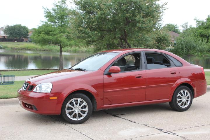 2005 Suzuki Forenza Pictures Cargurus