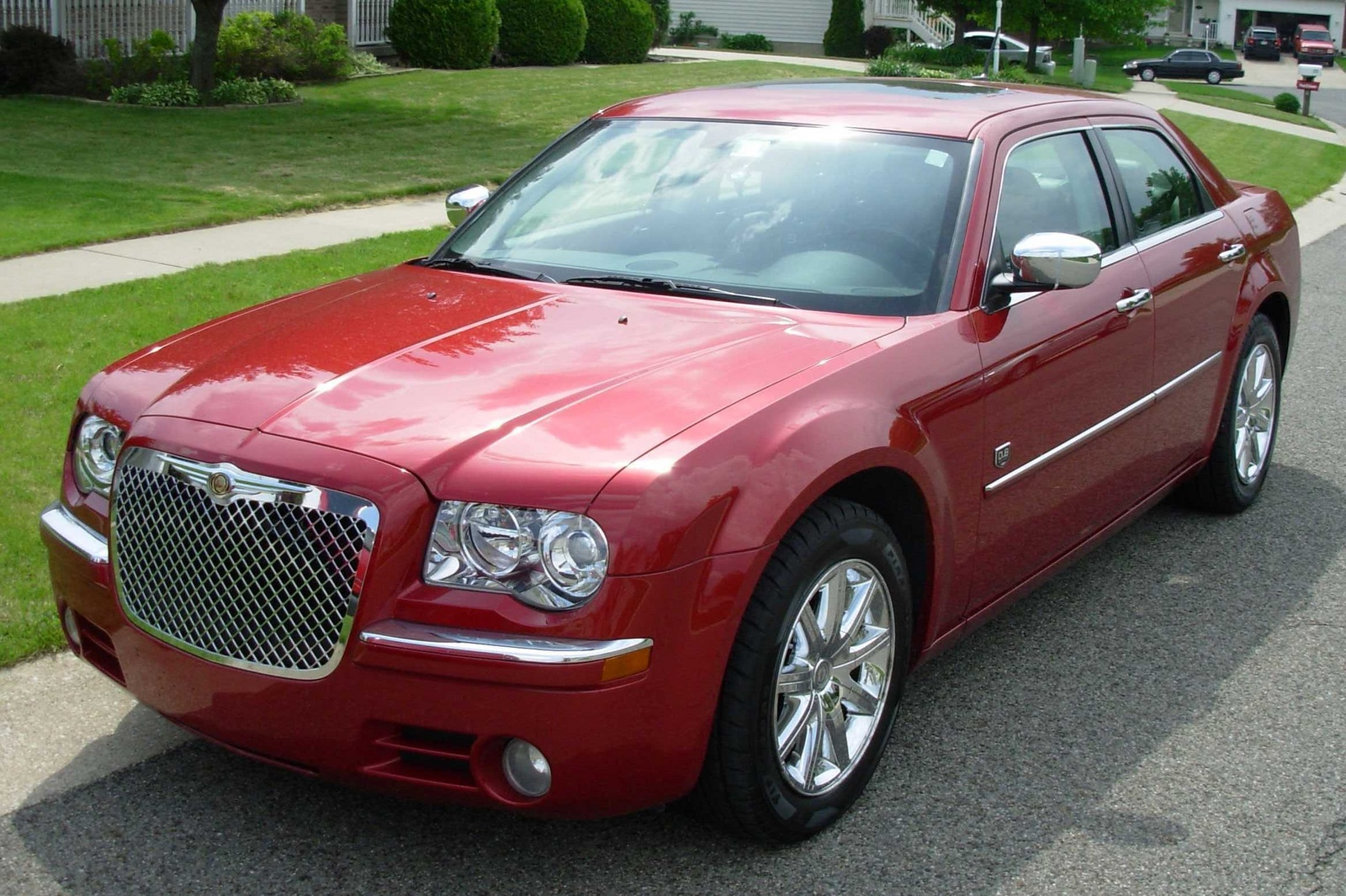 Picture Of 2008 Chrysler 300 Touring Exterior