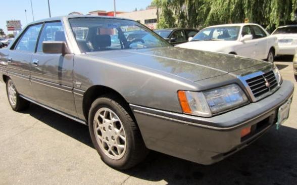 Picture of 1988 Mitsubishi Galant