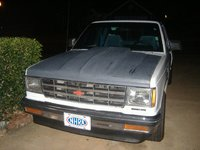 1988 Chevrolet S-10 Overview