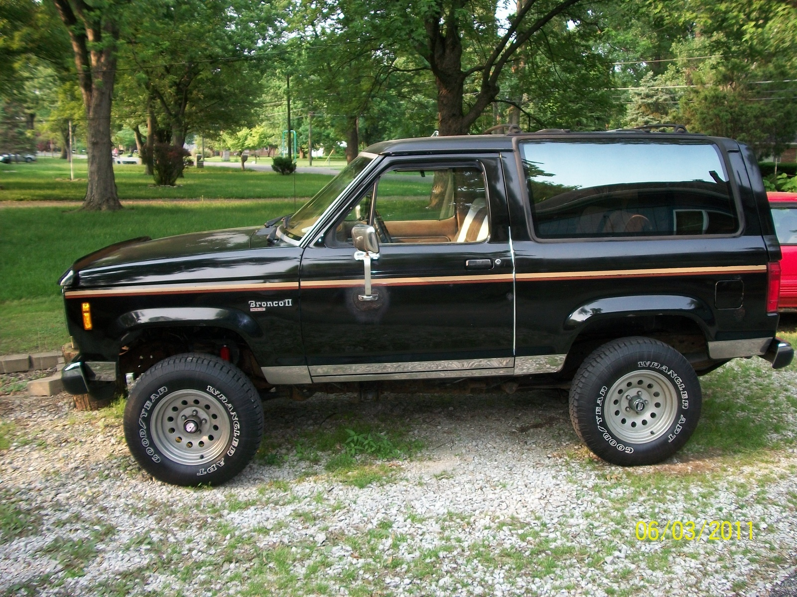 Ford Bronco Ii Questions I Bought New Window Seals For
