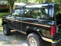 1988 Ford Bronco II Overview