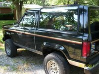 1988 Ford Bronco II Picture Gallery