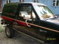 Picture of 1988 Ford Bronco II, exterior, gallery_worthy