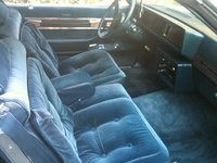 1986 Oldsmobile Cutlass Supreme picture, interior