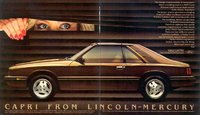 1982 Mercury Capri Picture Gallery